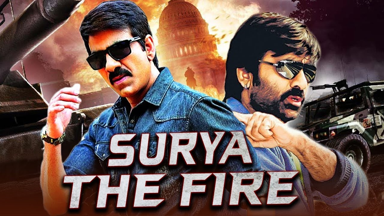 Photo of Surya The Fire (2019) Telugu Hindi Dubbed Full Movie | Ravi Teja, Deeksha Seth, Rajendra Prasad