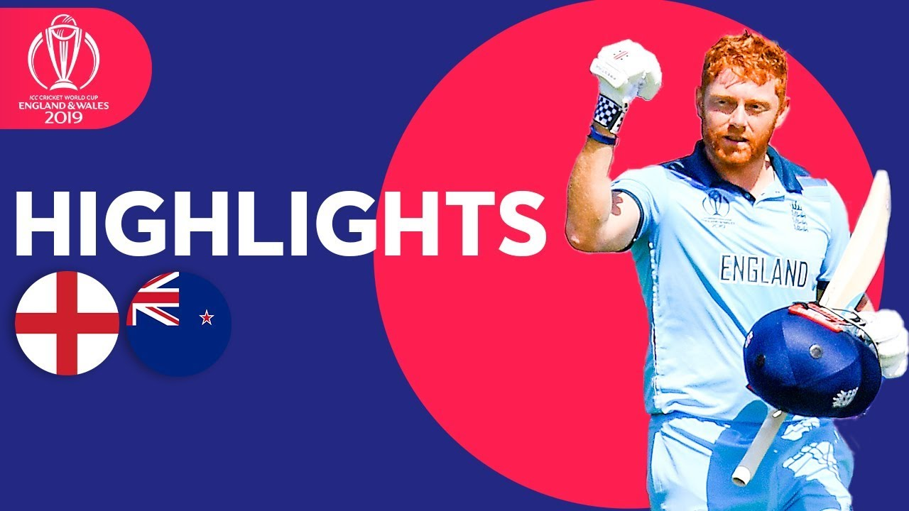 Photo of England vs New Zealand – Match Highlights | ICC Cricket World Cup 2019