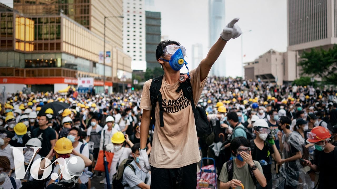 Photo of Hong Kong's huge protests, explained