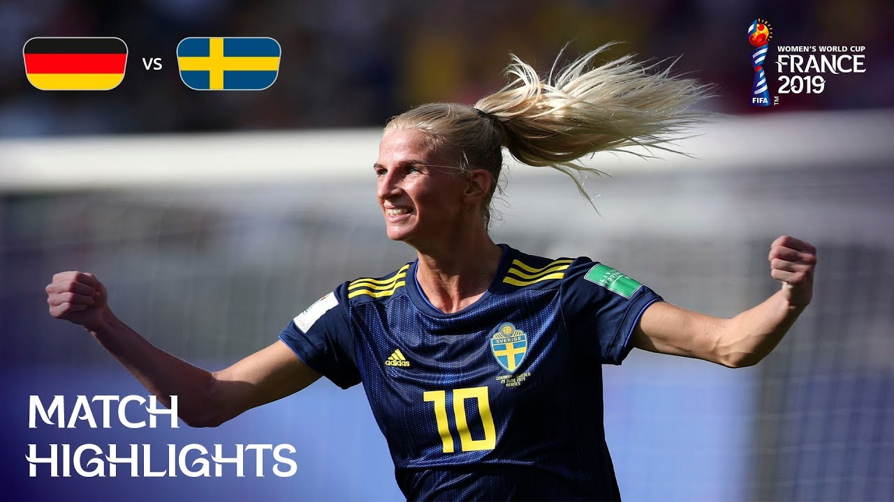 Photo of Germany v Sweden – FIFA Women's World Cup France 2019™