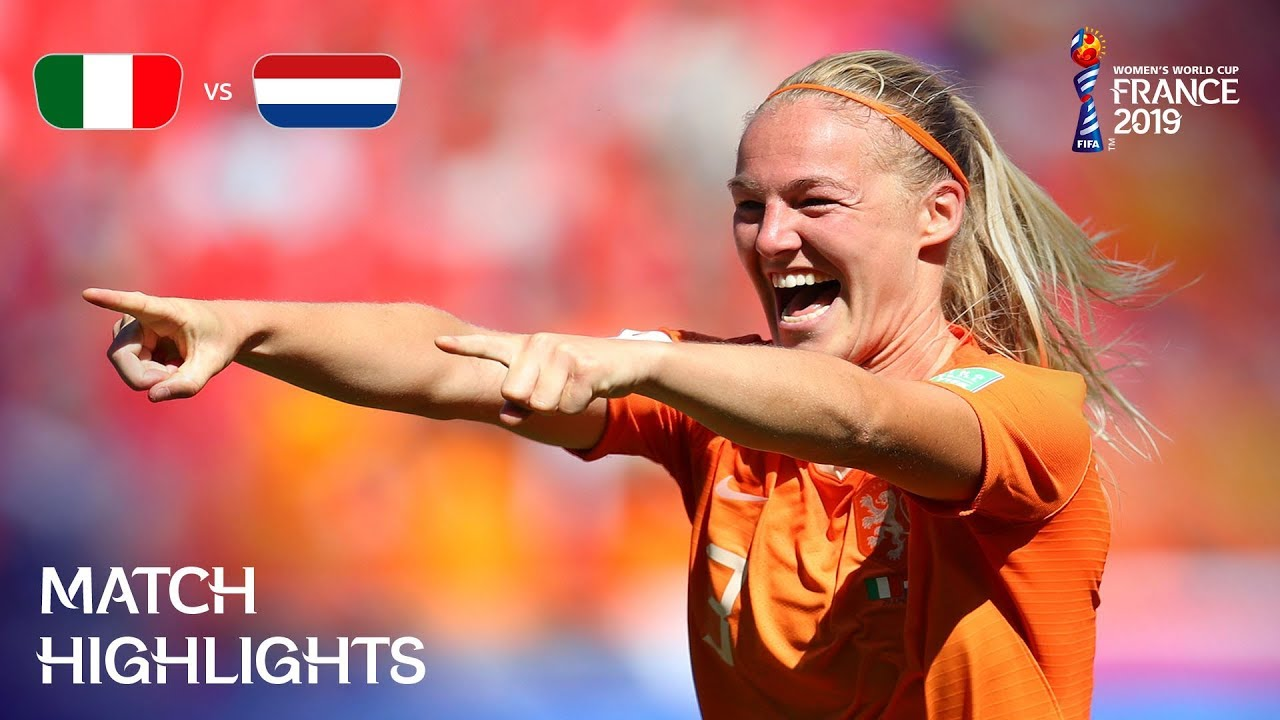 Photo of Italy v Netherlands – FIFA Women's World Cup France 2019™
