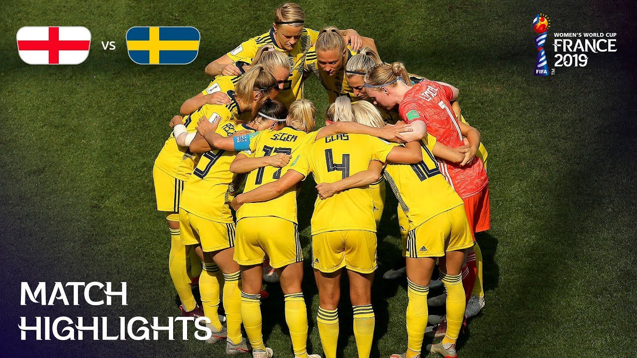 Photo of England v Sweden – FIFA Women's World Cup France 2019™