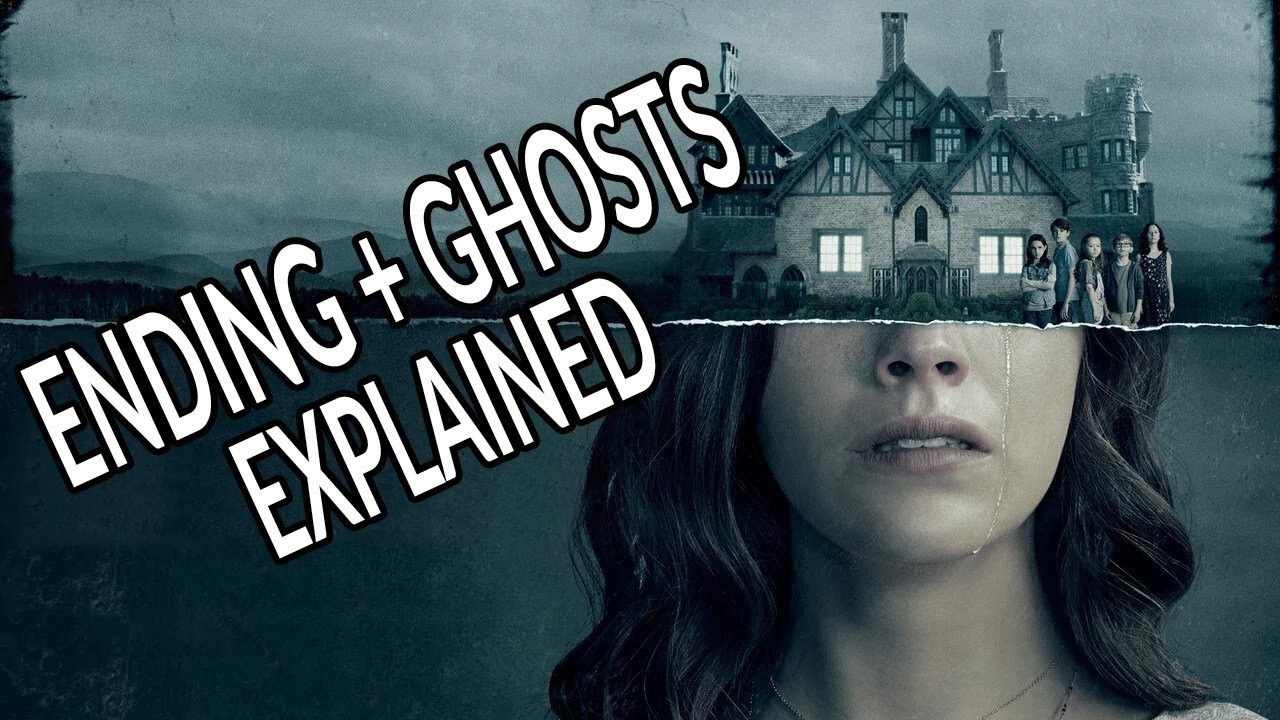 Photo of THE HAUNTING OF HILL HOUSE Ending & Ghosts Explained!