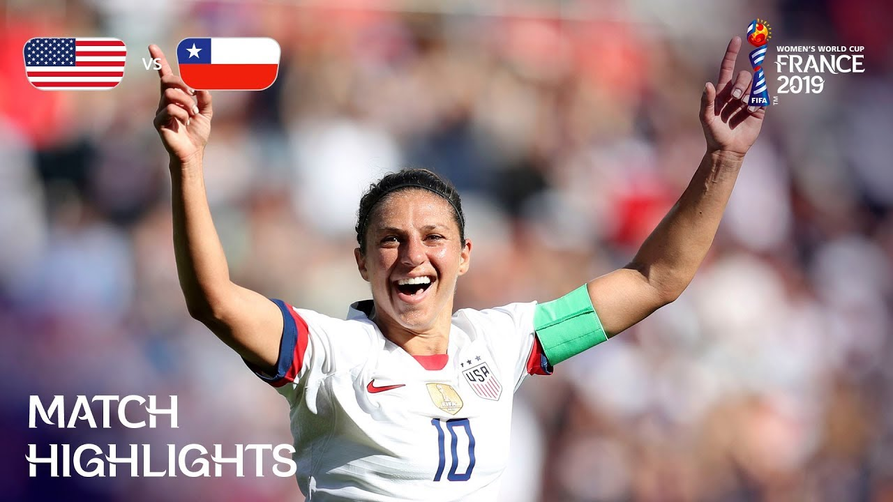 Photo of USA v Chile – FIFA Women's World Cup France 2019™