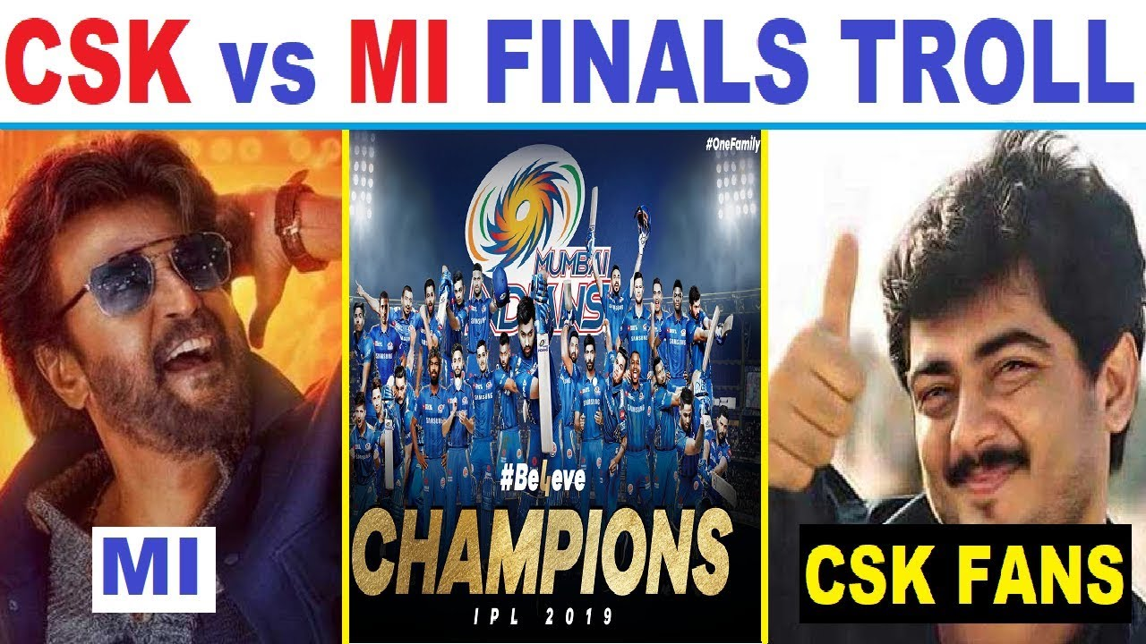 Photo of [CSK vs MI] FINALS TROLL | IPL 2019 MEME HIGHLIGHTS TODAY| 12 MAY | TODAY TRENDING TROLL | wowbytes