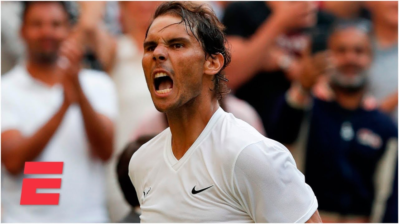 Photo of Rafael Nadal outlasts Nick Kyrgios in four sets to advance | 2019 Wimbledon Highlights