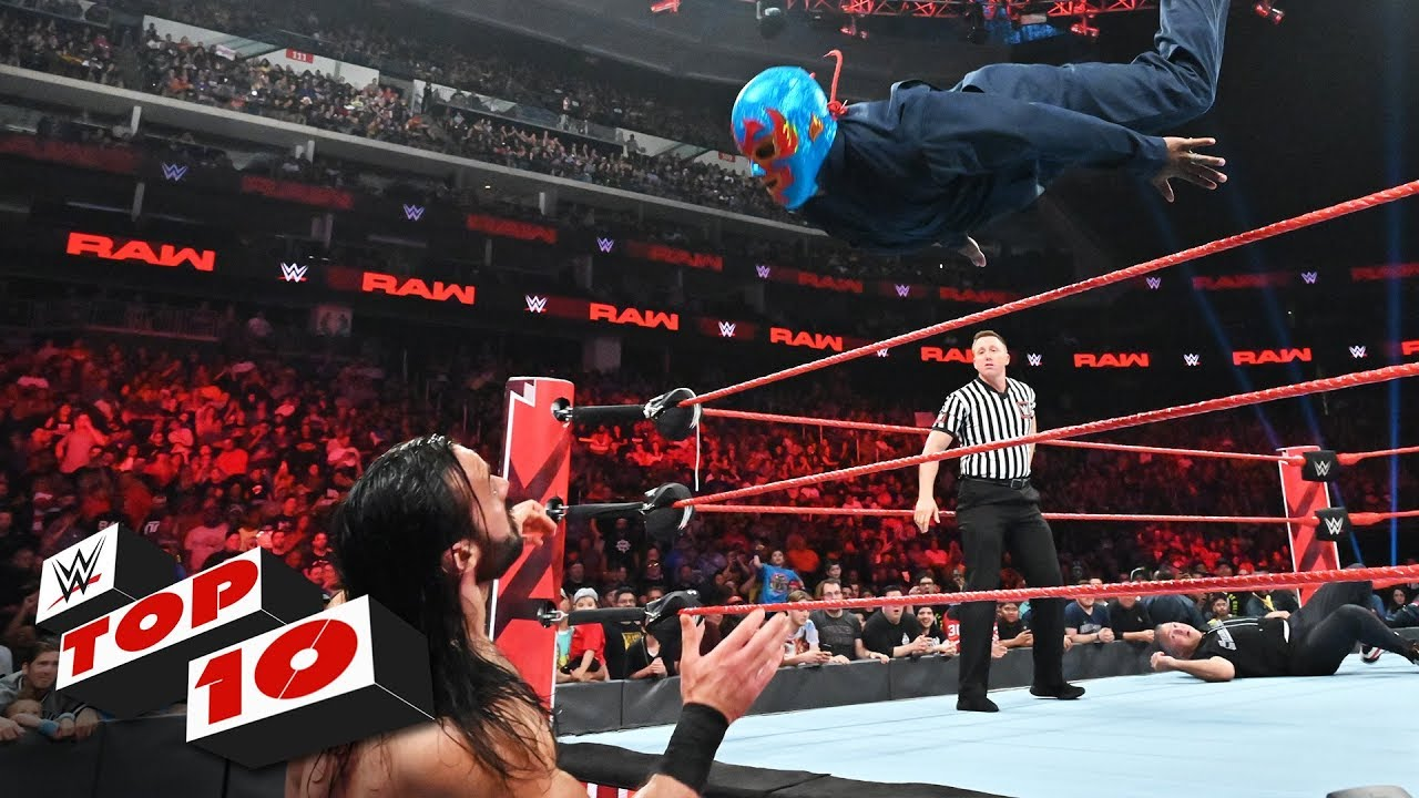 Photo of Top 10 Raw moments: WWE Top 10, July 8, 2019