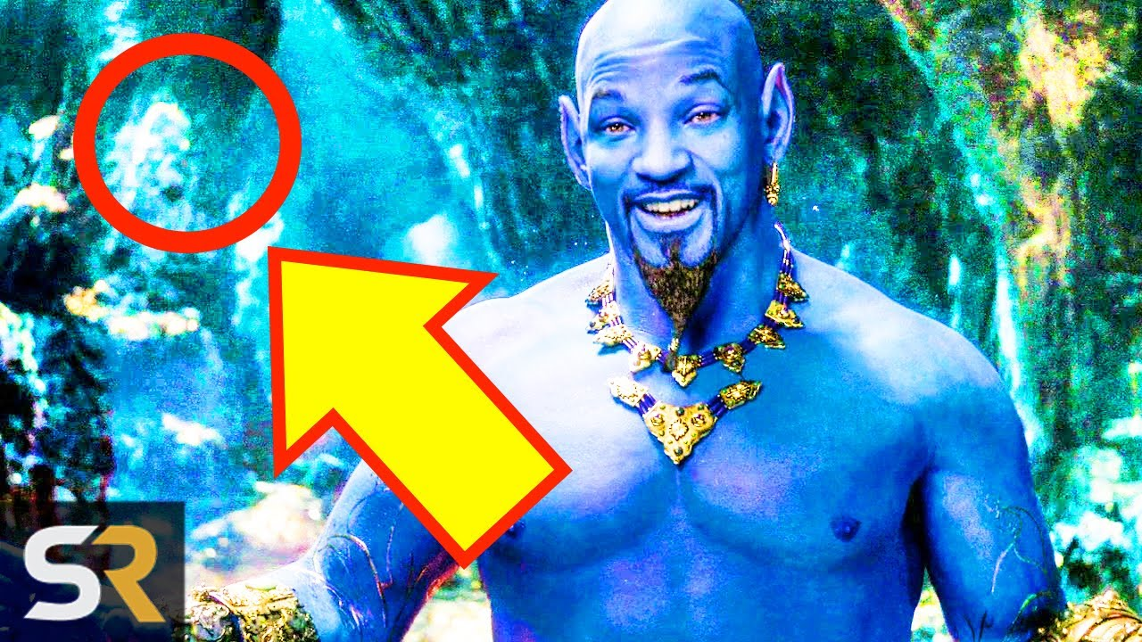 Photo of 25 Things You Missed In Disney's Aladdin (2019)