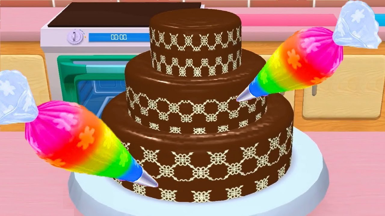 Photo of العاب بنات | العاب طبخ الكي | Fun Make Birthday Cake Decorate – My Bakery Empire Cooking Kids Games