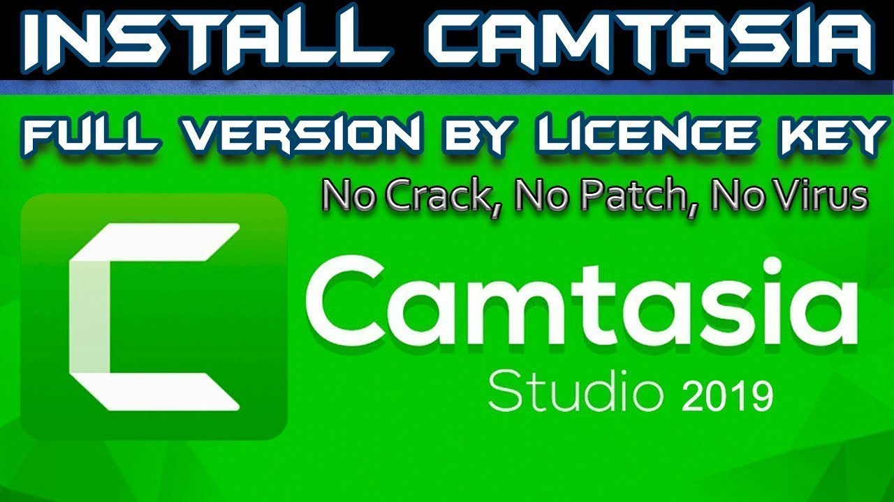 Photo of Camtasia 2019 Full Version Activation By Key । Free Camtasia Studio 2019