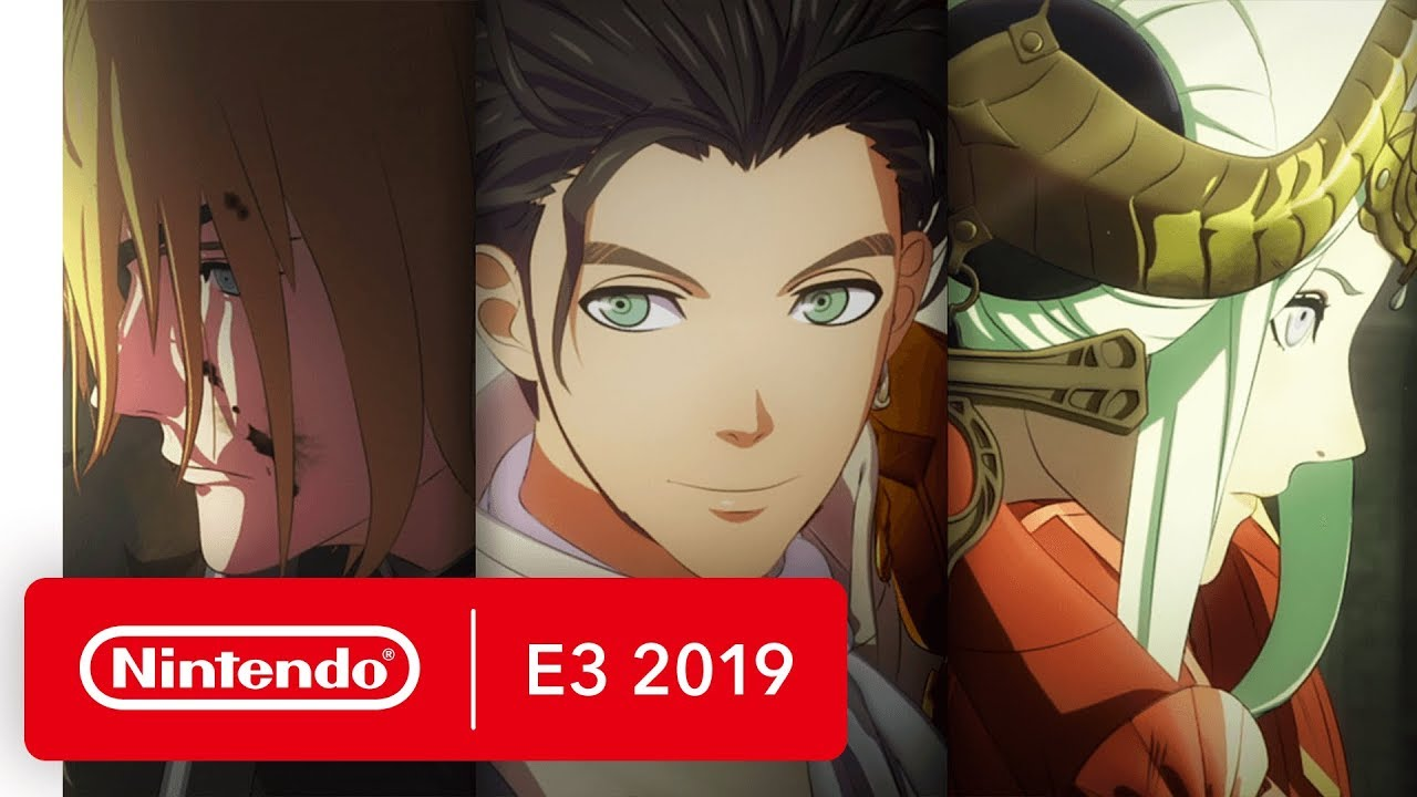 Fire Emblem: Three Houses – Nintendo Switch Trailer – Nintendo E3 2019