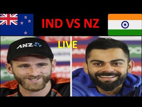 Photo of Ind vs NZ 1st Semi Final Live Score (England World Cup 2019)