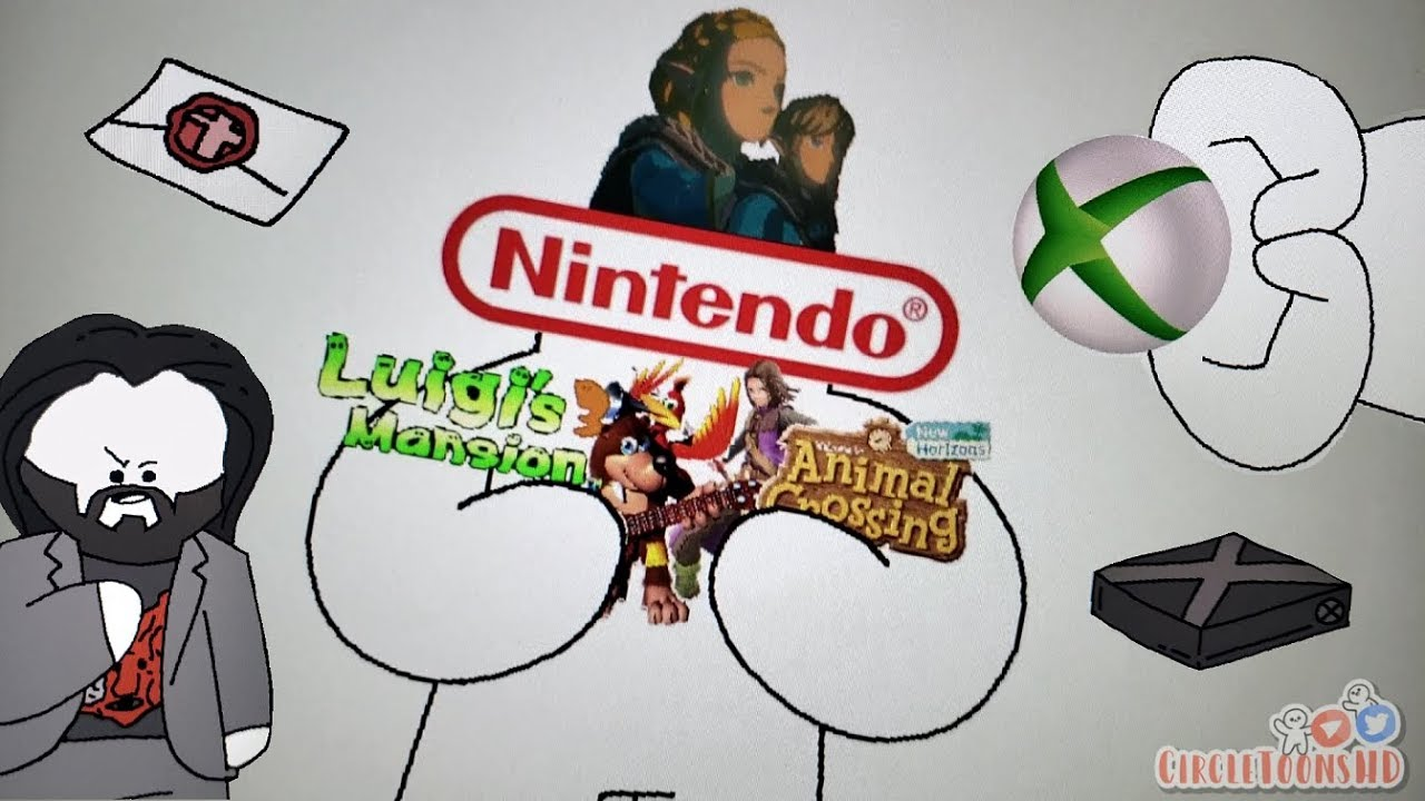 Photo of E3 2019 in a Nutshell