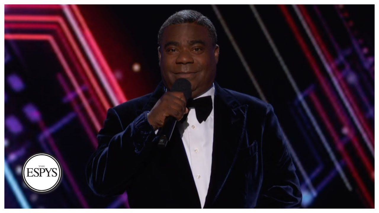 Photo of Tracy Morgan roasts Knicks and Browns, celebrates USWNT in ESPYS monologue | 2019 ESPYS
