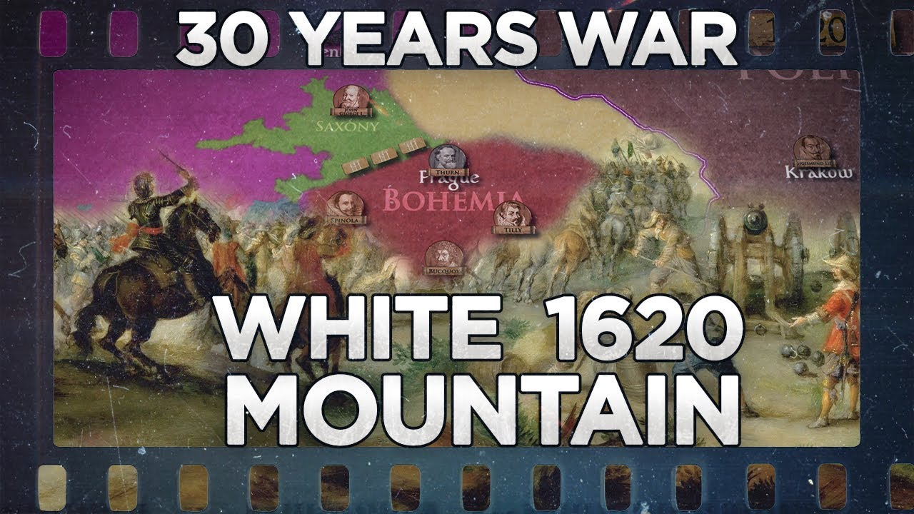 Photo of Thirty Years' War – White Mountain 1620 DOCUMENTARY
