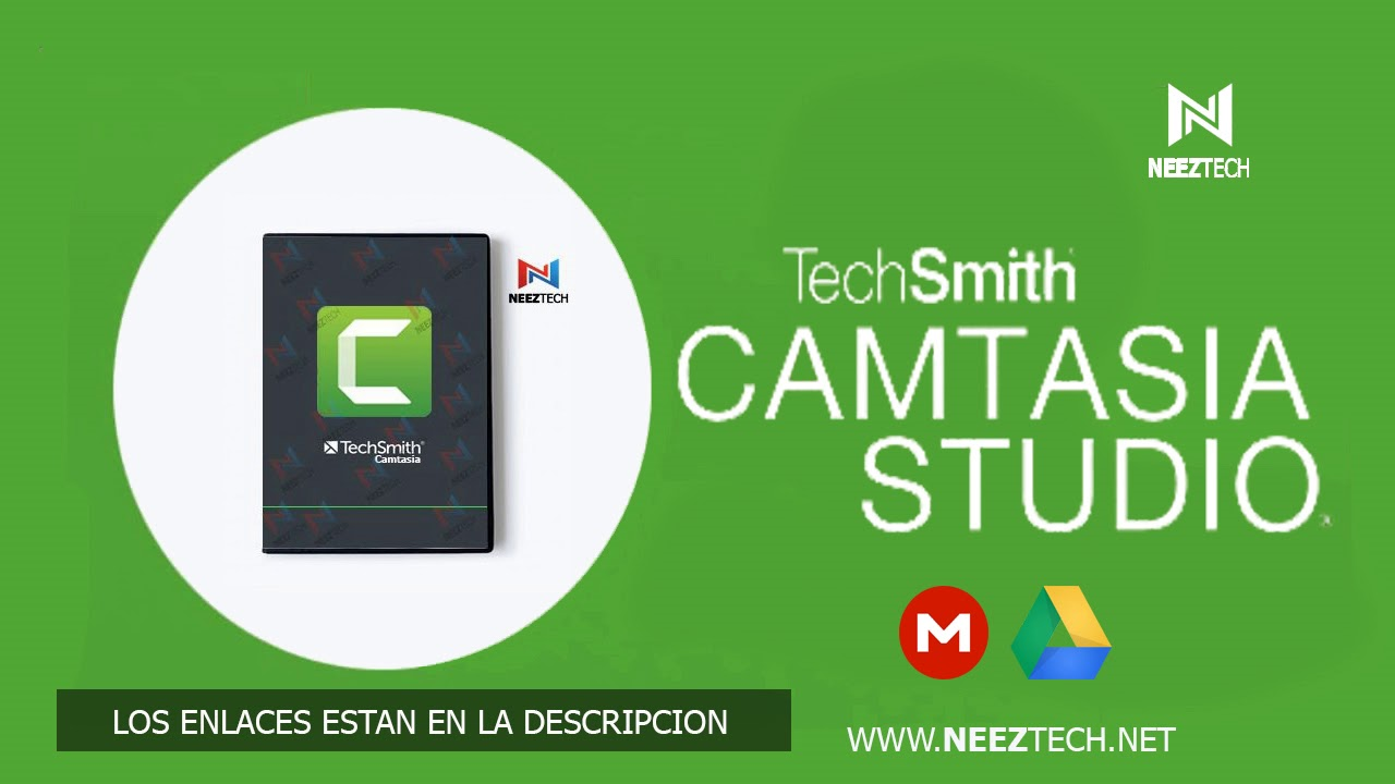 Photo of Descargar Camtasia Studio v2019.0.0 Build 4494 con Crack + Portable, Grabador de pantalla y Editor