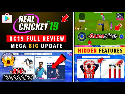 Photo of Real Cricket 19™ Full Review Hidden Features, Gameplay & HD Graphics | Multiplayer, IPL 2019