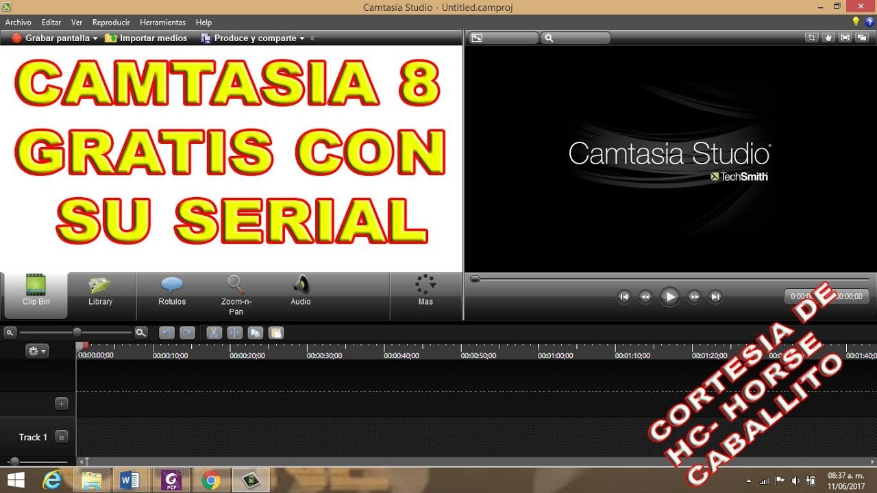 Photo of descargar camtasia studio 8 gratis español y su serial si funciona