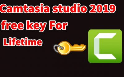 how to activate camtasia studio 2019  with serial key for lifetime