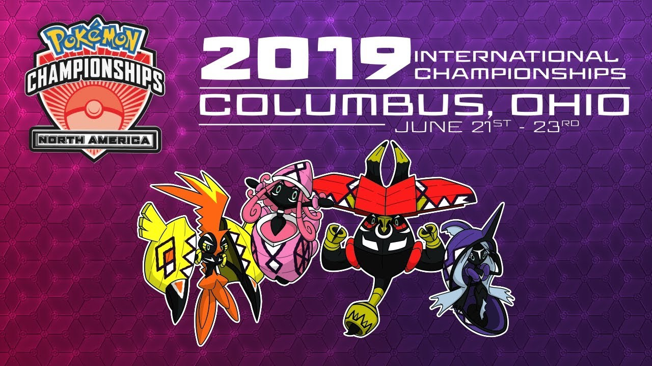 Photo of 2019 Pokémon North America International Championships—FINALS!