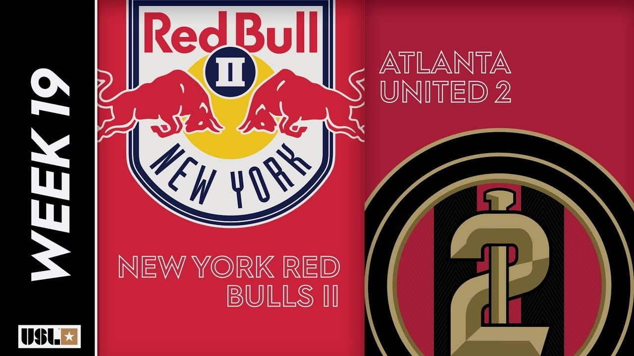 Photo of New York Red Bulls II vs. Atlanta United 2: July 13th, 2019