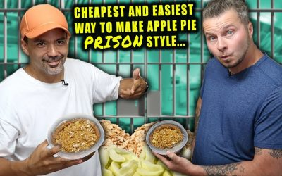 How To Make APPLE PIE In PRISON