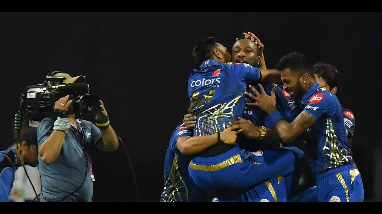 IPL 2019: Mumbai Indians beat Kings XI Punjab in a last-ball thriller