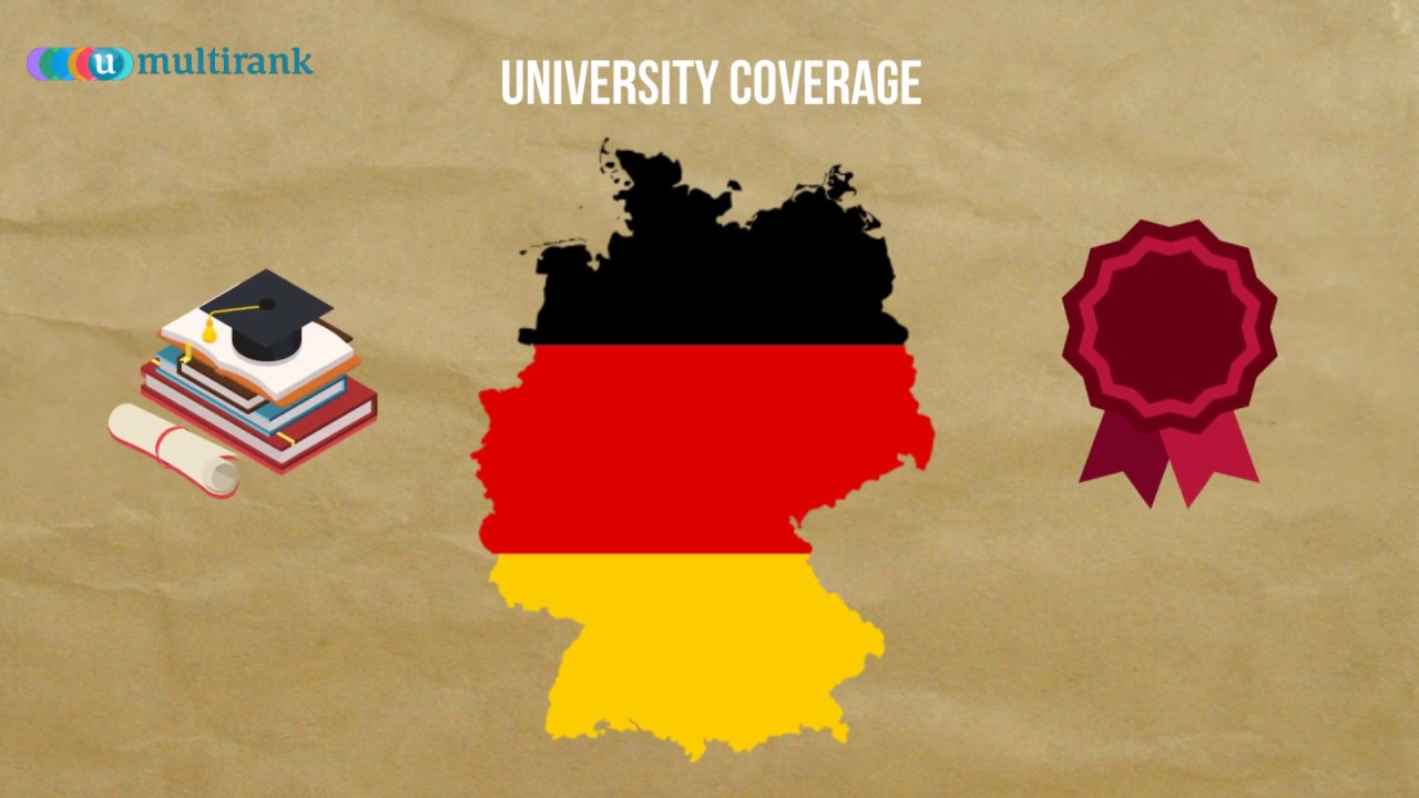 Study in Germany | U-Multirank 2019