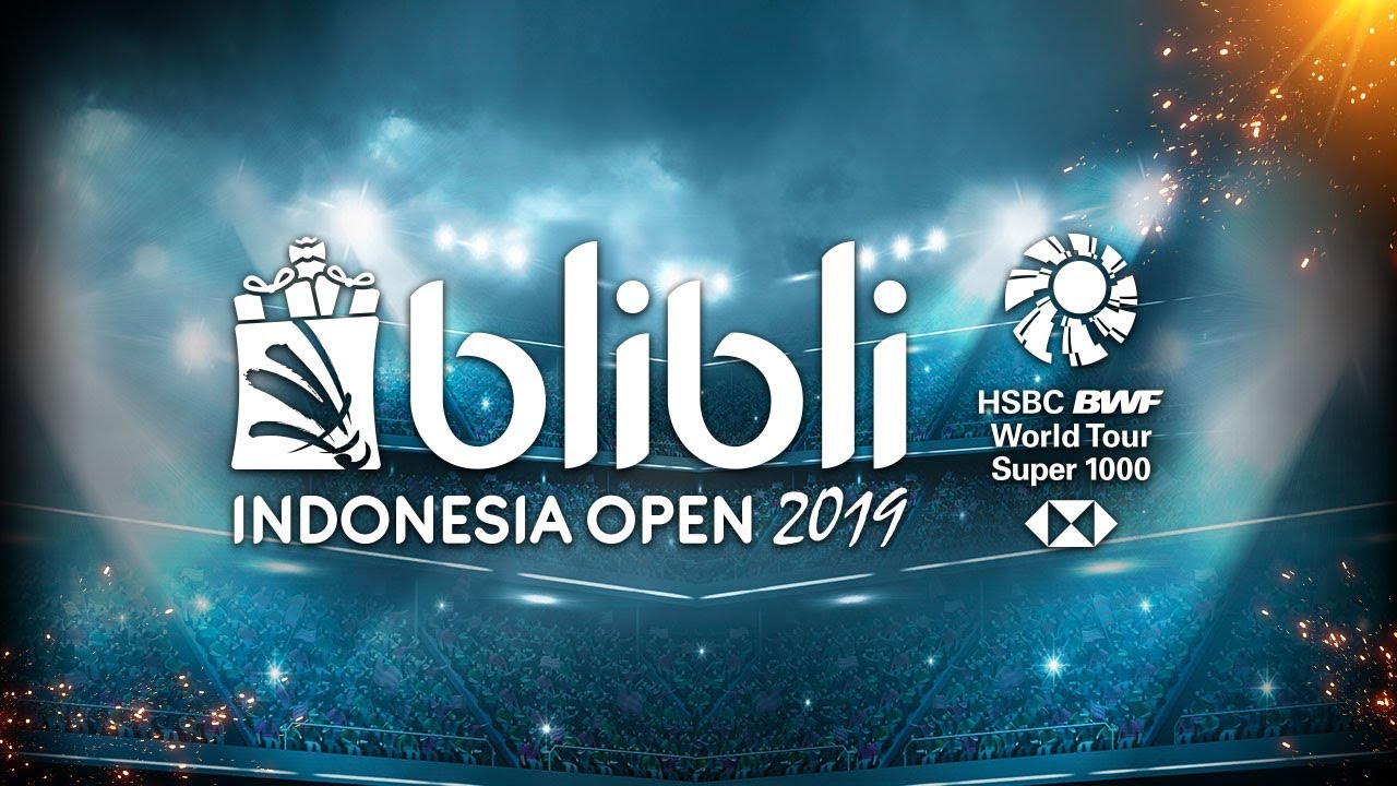 Round 32 | MS | WANGCHAROEN (THA) vs TSUNEYAMA (JPN) | Blibli Indonesia Open 2019