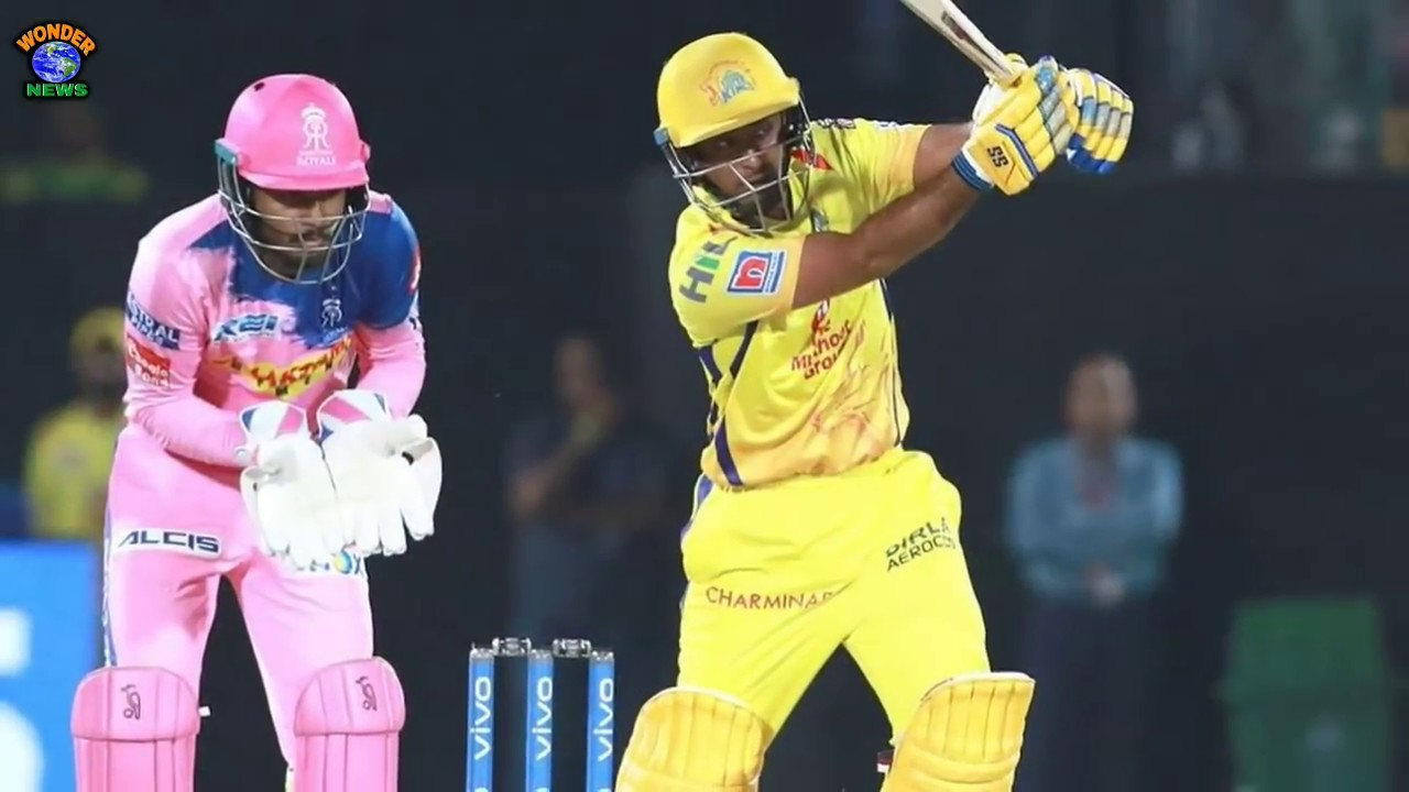 Chennai super kings vs Rajasthan royals 25th Match IPL 2019