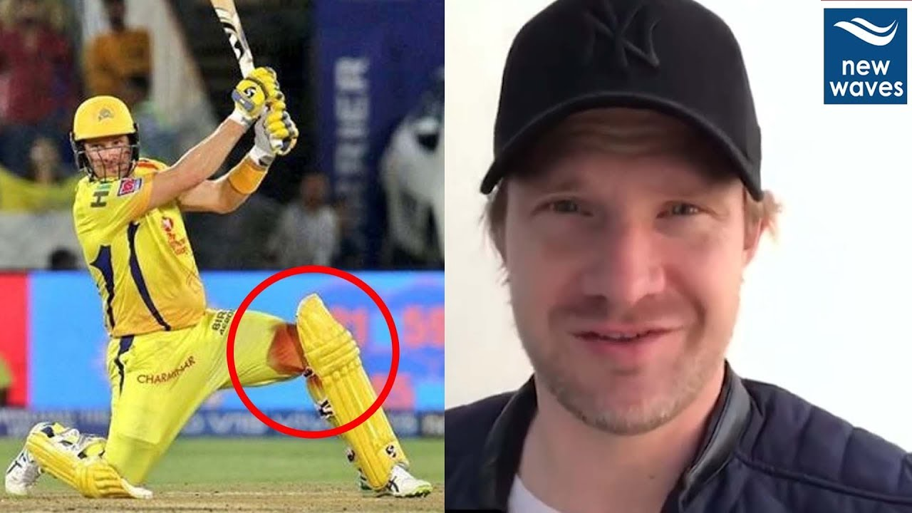 Photo of Shane Watson Emotional Message To CSK Fans | IPL 2019 | MS Dhoni | New Waves
