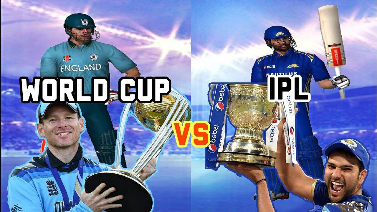Photo of England vs Mumbai Indians : World cup vs IPL champions real cricket 19 expert mode Live stream