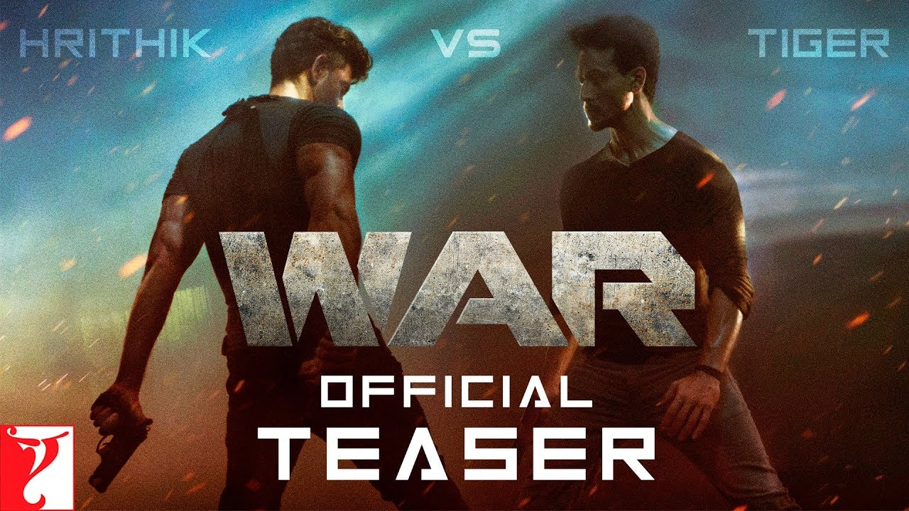 Photo of War | Official Teaser | Hrithik Roshan | Tiger Shroff | Vaani Kapoor | Releasing 2 Oct