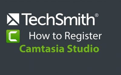 how to register camtasia studio 9 For lifetime