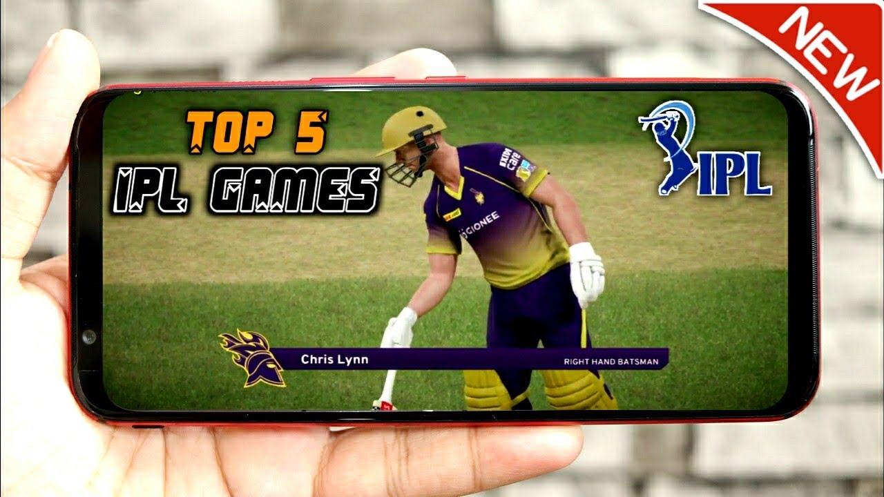 Photo of TOP 5 New Official IPL Cricket Games With High Graphics For Android&IOS 2019