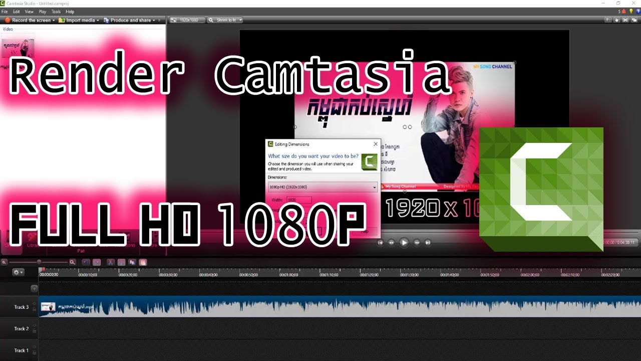 Photo of How To Render Camtasia Studio 8 Full HD 1080p 2019