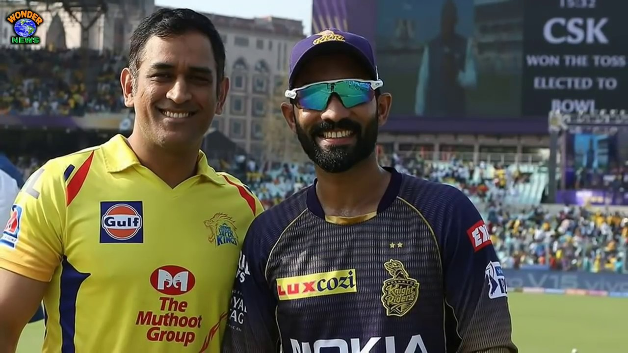 Chennai super kings Vs Kolkata knight riders 29th Match IPL 2019