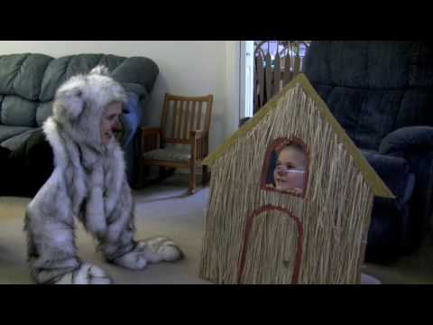 Photo of Three Little Pigs and the Big Bad Wolf – BEST!!! WONDERFUL CHILDREN'S VIDEO!!