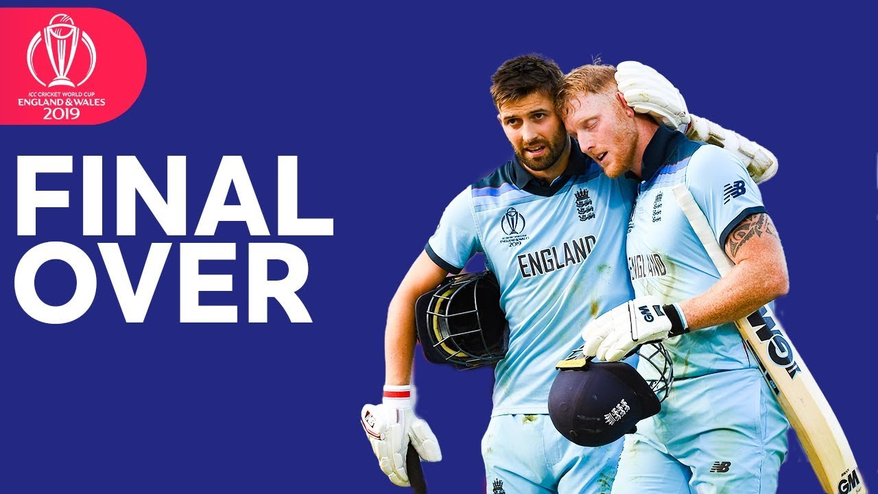 Photo of Incredible Final Over of England's Innings! | Stokes Forces Super Over | ICC Cricket World Cup 2019
