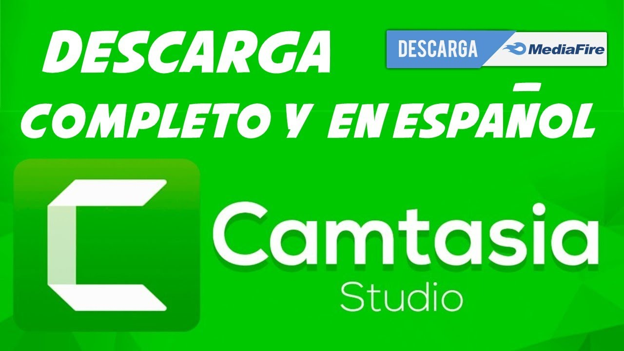 Photo of Descargar Camtasia Studio 8 Totalmente Completo y en Español