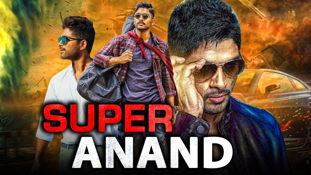 Photo of Super Anand (2019) Telugu Hindi Dubbed Full Movie | Allu Arjun, Samantha, Upendra, Nithya Menen