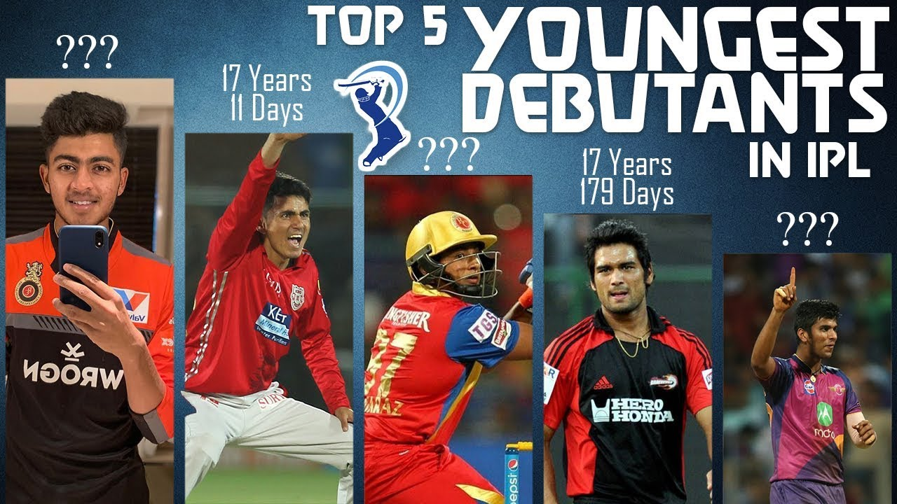 Photo of Top 5 Youngest Debutants In The IPL History