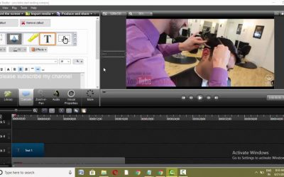 Camtasia Studio 8 Tutorials Learn How To Make Youtube Videos Part-4 By Expert Creations in Hindi