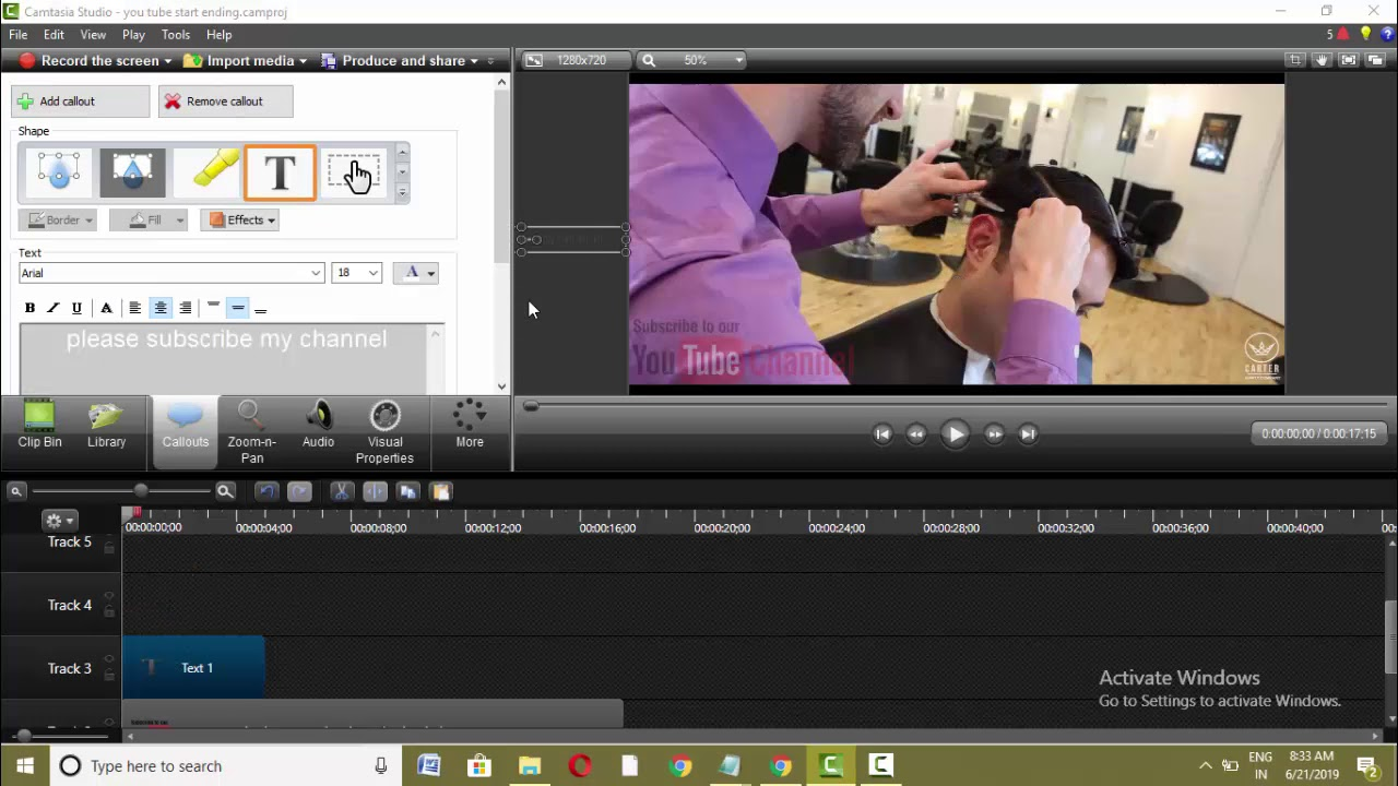 Photo of Camtasia Studio 8|Tutorials|Learn How To Make Youtube Videos Part-4|By Expert Creations|in Hindi