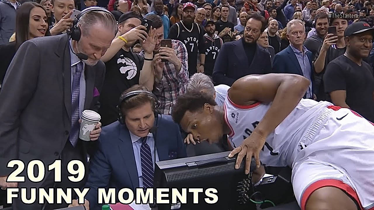 Photo of Most Funny Moments in NBA • Jokes & Bloopers 2019