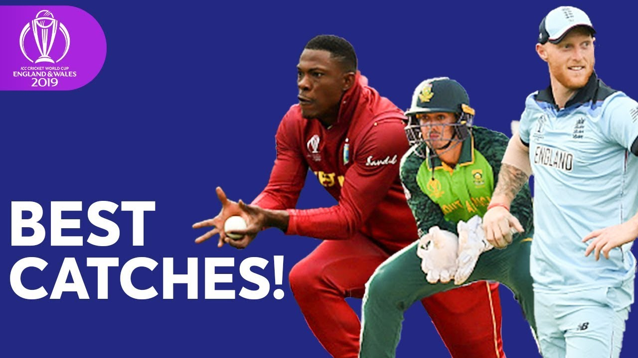 Photo of Best Catches So Far! | ICC Cricket World Cup 2019