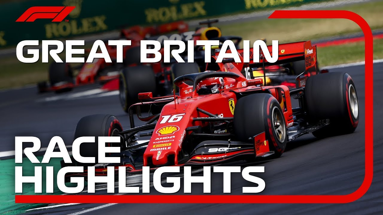 Photo of 2019 British Grand Prix: Race Highlights