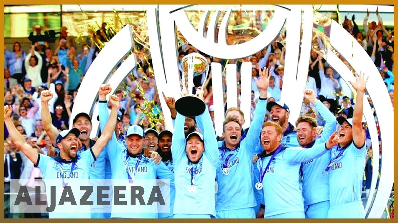 Photo of Cricket World Cup: England beat New Zealand to lift trophy