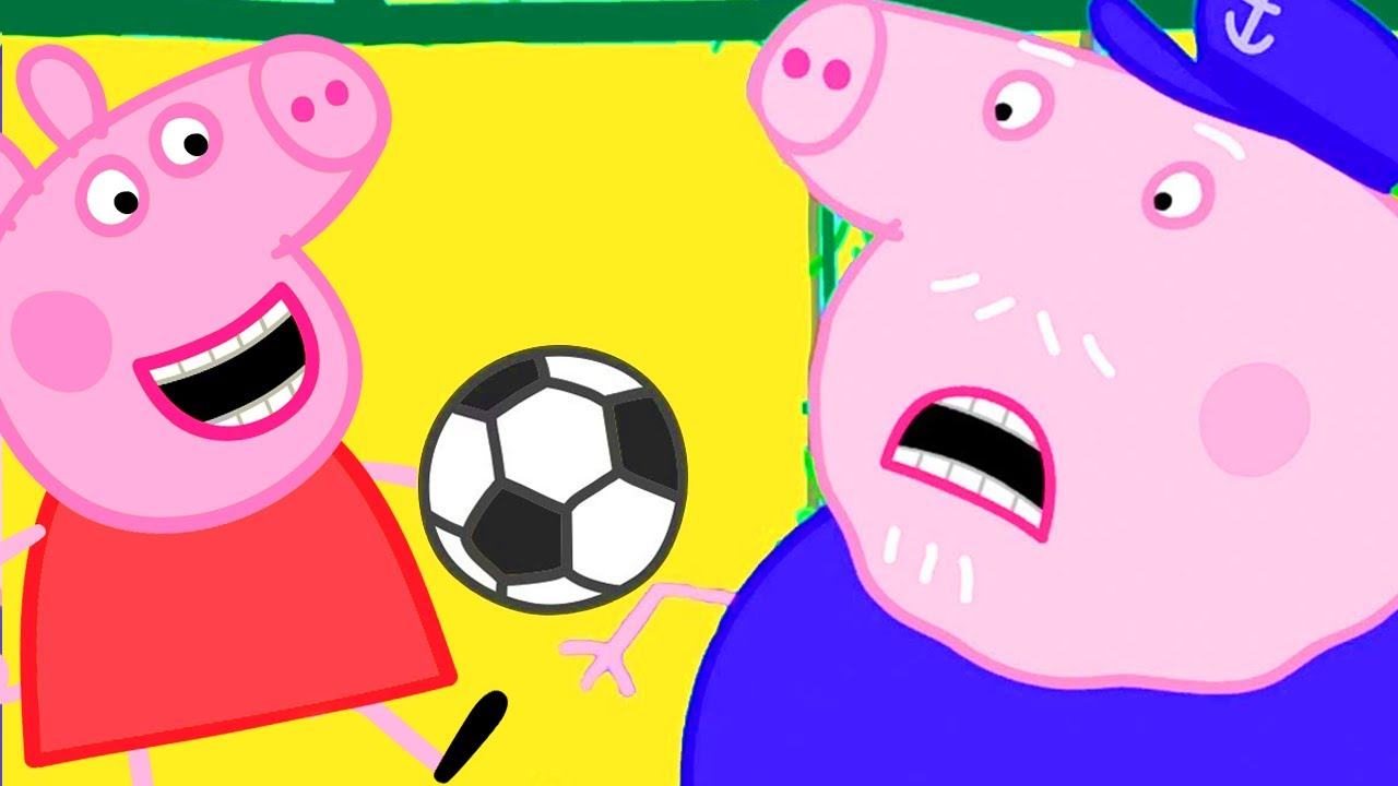 Photo of Peppa Pig Official Channel | Peppa Pig 's 2019 FIFA Women's World Cup Special