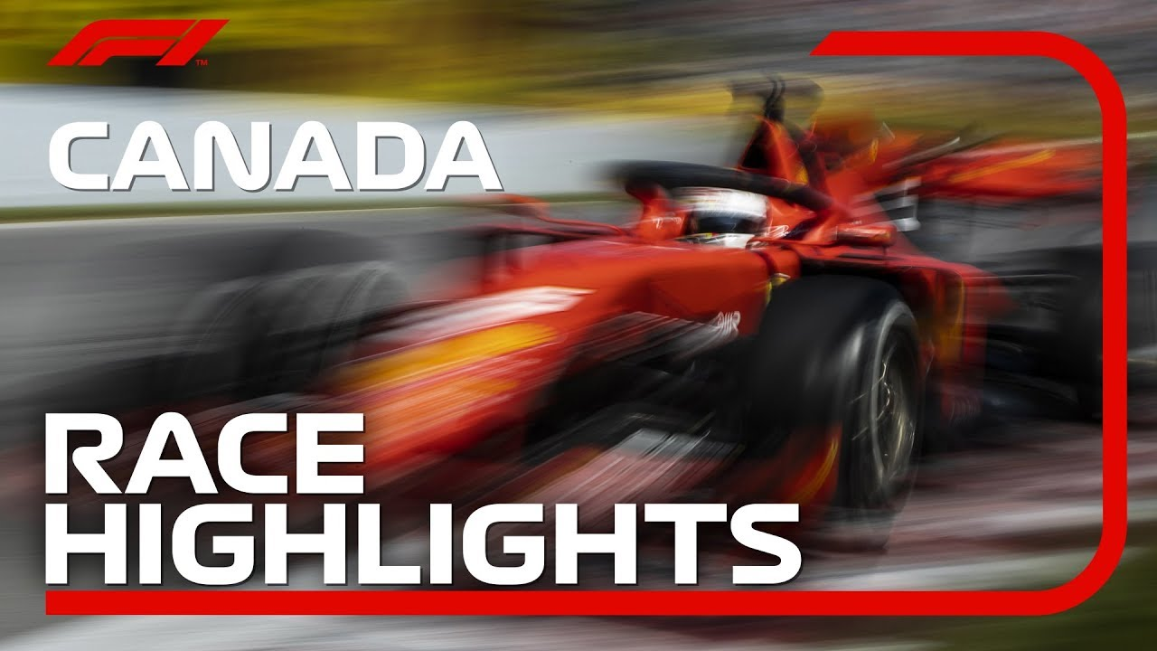 Photo of 2019 Canadian Grand Prix: Race Highlights